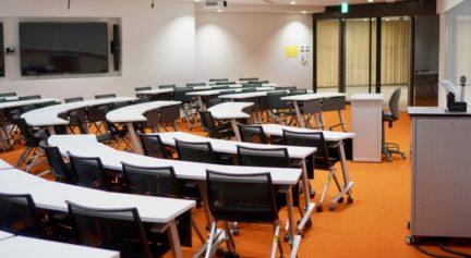 6号館の教室